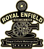 Waterproof Stylish Bike sticker decal For bullet royal enfield With FAST DELIVERY