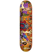 Darkstar Trophies R7 Skateboard Deck, Cameo Wilson, 8.0 Inch