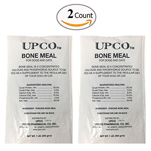 bone-meal-steamed-powder-for-dogs-and-cats-2-pack-total-2-pounds-from-upco-bone-meal