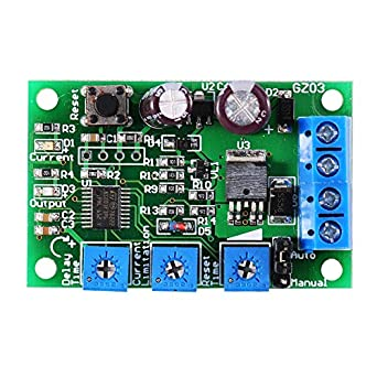 Overload Protection Module, DC Motor Over-Current Protector
