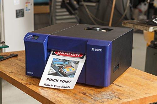 BradyJet J5000 Color Inkjet Printer - Prints Industrial