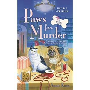 Paws for Murder (A Pet Boutique Mystery)