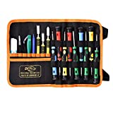 Repair Tools Screwdrivers Kit for Iphone/ Ipad/Ipod/Other Cell Phones and Devices –DIYTool (23pcs) (2309A-Small)
