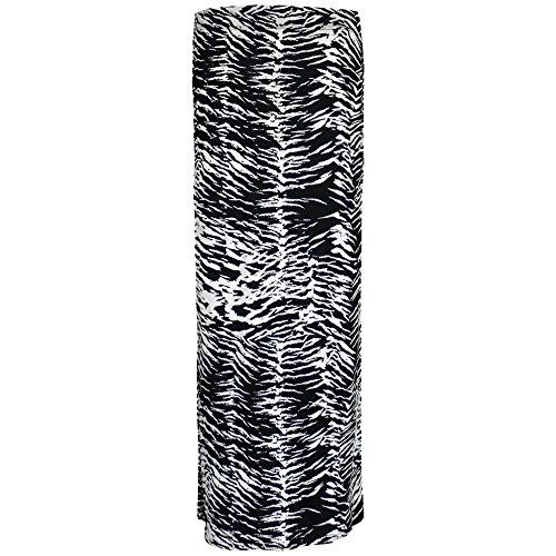 Zbr Fashion Valley noir noir Femme Crayon Uni Robe zSz7wq6R