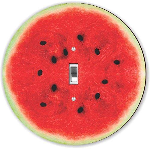 Rikki Knight RND-LSPS-18 Watermelon Half Round - Single T...