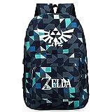 YOYOSHome Luminous Anime The Legend of Zelda Cosplay Bookbag College Bag Daypack Backpack School Bag (2)