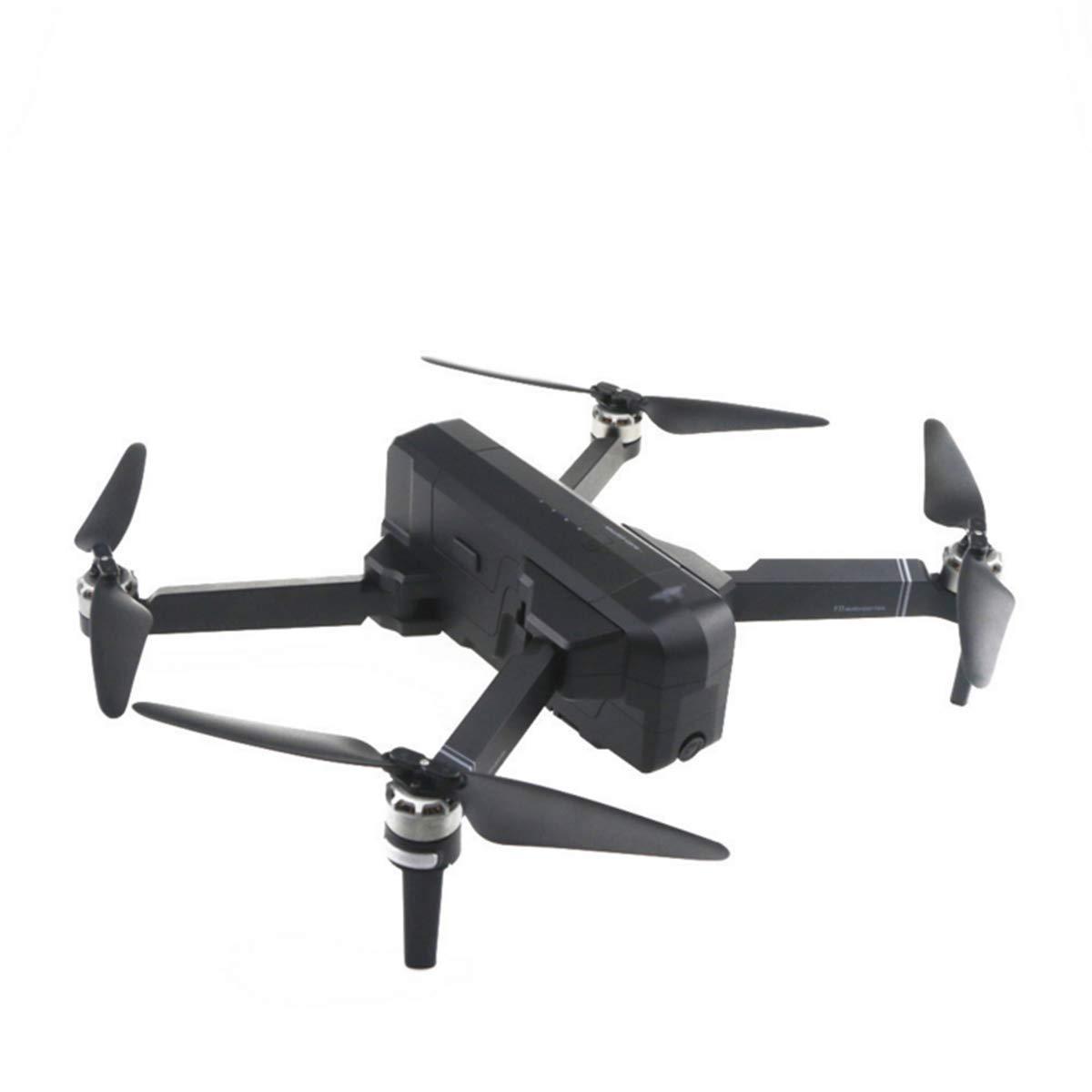AEMAX Drone FPV con videocamera HD 1080p e Ritorno GPS, quadricottero per la Trasmissione WiFi per Principianti Adulti, Mantenimento dell'altitudine, Batteria Intelligente,nero-2K 800m