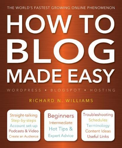 Read Online How to Blog Made Easy (Computing Made Easy) pdf epub