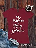 Gilmore Girls inspired T-Shirt / Adult T-shirt design Harry Potter inspired My Patronus is Rory Gilmore Shirt - Screen Printed