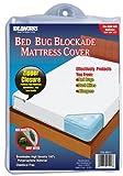 JOBAR JB6013 Ideaworks Bed Bug Blockade Mattress Cover King Size Mattress