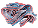 CandyOut Blueberry Raspberry Sour Belts 2 Pound