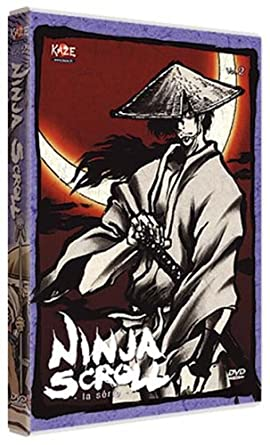 Ninja Scroll - Vol. 2 [Francia] [DVD]: Amazon.es: Tatsuo ...