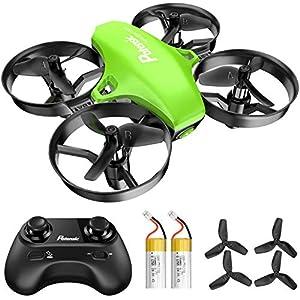 Potensic A20 Mini Drone Amélioré Télécommandé 21 Mins Autonomie avec Trois Batteries , Hélicoptère RC avec Vol…