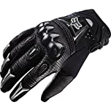 Black Sz L Fox Racing Bomber Gloves Motocross Gloves