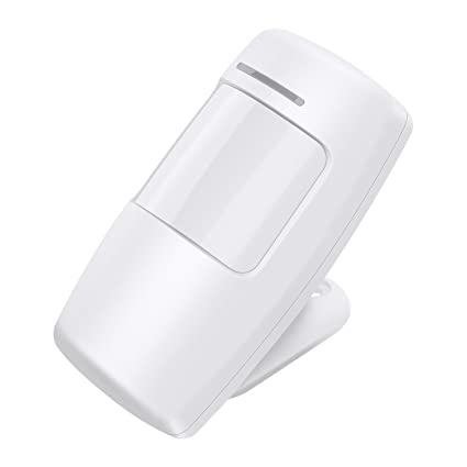 THUSTAR 433MHz Safety Driveway Patrol Infrared Wireless Intelligent PIR Motion Detector For GSM PSTN Home Security Alert Alarm System be notified of ...