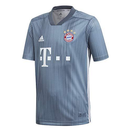 adidas 2018-2019 Bayern Munich Third Football Soccer T-Shirt