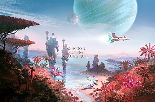 CGC Huge Poster - No Man's Sky Ps4