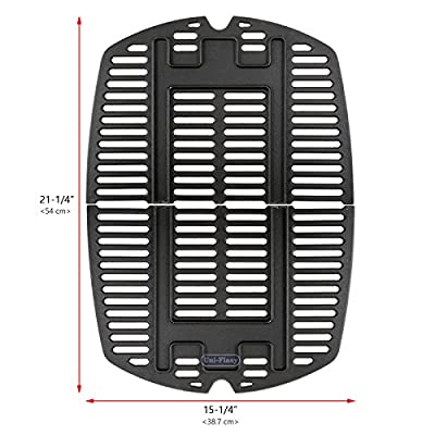 Uniflasy Grill Replacement Parts for Weber Q Series