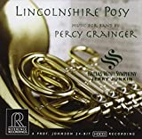 Lincolnshire Posy: Music for band by Percy Grainger
