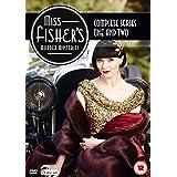 Miss Fisher's Murder Mysteries Series 1&2