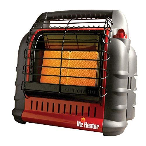 Mr. Heater Big Buddy Indoor/Outdoor Propane Heater - 18,000 BTU, Model# MH18B ()