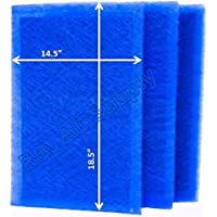 Perfect Air Plus Filter Replacement Pads 16x21 (3 Pack)