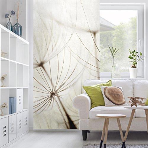 85%OFF Panneau-rideau Gentle Grasses 250x120cm   support au choix ...