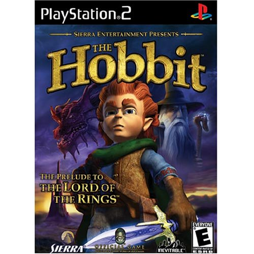 The Hobbit - PlayStation 2