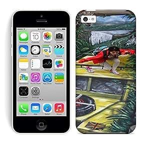 Best Power(Tm) HD Colorful Painted Watercolor Cuando La Ciudad Se Torna Una Experiencia Tan Bella Hard Phone Case For Iphone 6 (4.5)