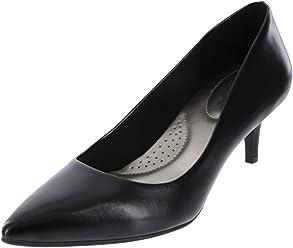 Dexflex Womens Jeanne Pointed-Toe Pump