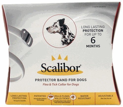 Scalibor Collar Protector Band for Dogs by Scalibor