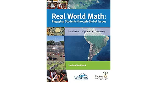 Real World Math: Educating Students through Global Issues ...