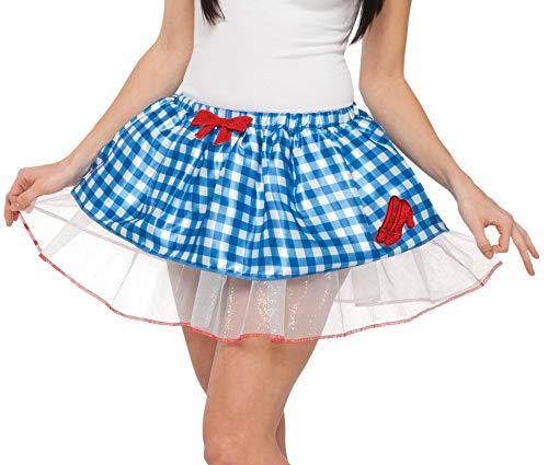 Rubie's Women's Wizard Of Oz Dorothy Skirt, Gingham, One Size]()