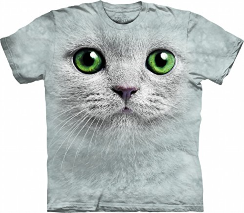 T-Shirt - Green Eyes Face Medium