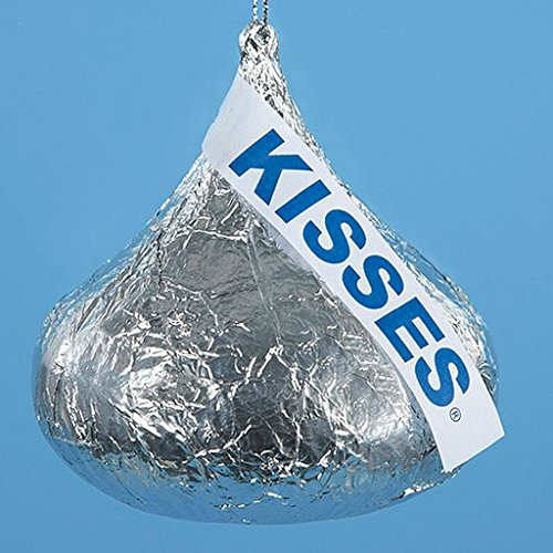 Hershey Kisses Ornament by Kurt Adler]()