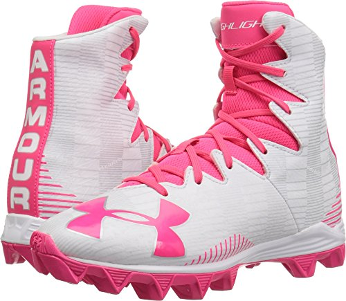 Under Armour Youngsters' Highlight Rubber Molded Lacrosse Shoe – DiZiSports Store