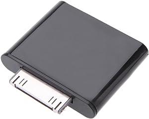 Andoer docooler® Bluetooth Adaptador Dongle Transmisor para iPod Mini iPod Classic iPod Nano Touch Video