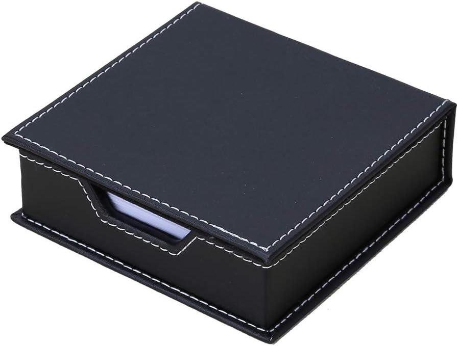 Gorese 76x76mm Nicht Klebrig Selbstklebende Notizzettel 500 Blatt Braun