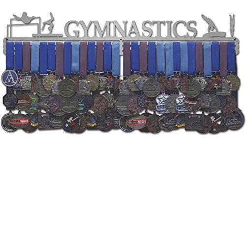 - Allied Medal Hangers - Gymnastics - Female Figure (30