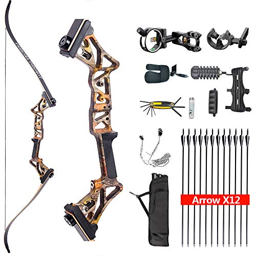 HYF Takedown Recurve Bow Package R3