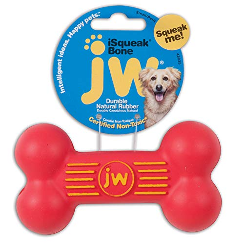 JW Pet Company iSqueak Rubber product image