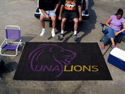 Ulti-Mat Floor Mat - University of North (Lions Tailgate Mat)