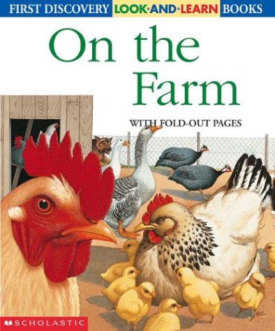 Download On the Farm Look-and-learn PDF