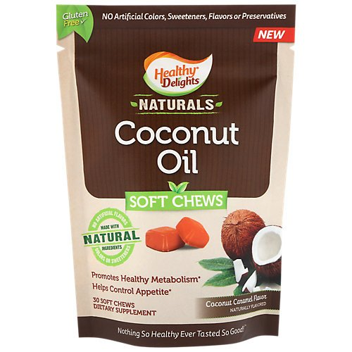 Coconut Oil by Healthy Delights Naturals