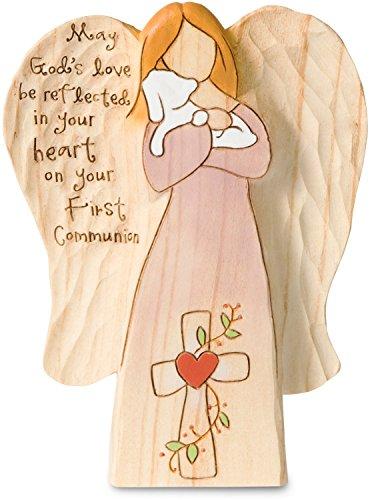 Pavilion Gift Company 78012 First Communion Angel Figurine, 5