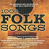 100 % Folksongs (French Import) by Various (2004-07-01)