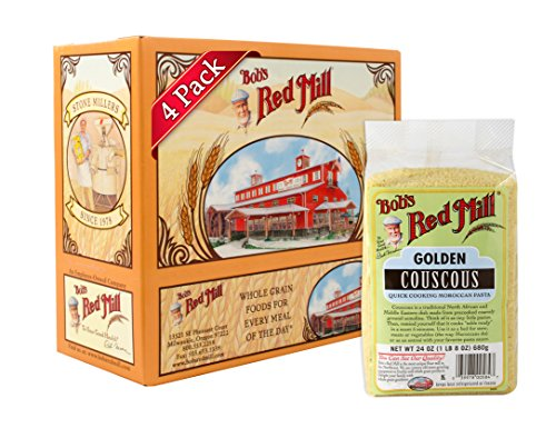 (Bob's Red Mill Golden Couscous, 24 Oz (4 Pack))