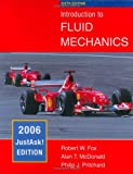 Introduction to Fluid Mechanics, Fox, Robert W. and McDonald, Alan T., 0471735582