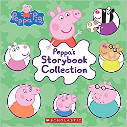 Buy Peppa Pig Peppa S Storybook Collection Book Online At Low