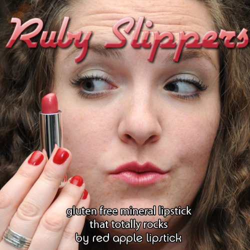 6c22cd18bb7 Ruby Slippers Gluten Free Lipstick By Red Apple Lisptick - Buy ...